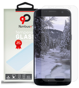 Samsung Galaxy S7 HD Tempered Glass